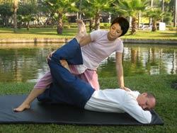 Тайский массаж. Школа Чанг Мэй